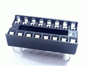 16p low cost IC socket