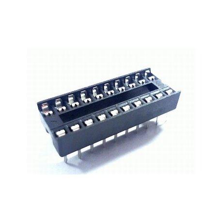 20p low cost IC socket