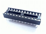 24p low cost IC socket narrow