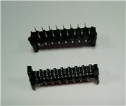 16p conn. male PCB trough hole 1.27mm header