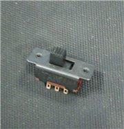 Slide switch one turn 24x10mm