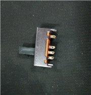 Slide switch ball bearing 3POS