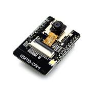 WiFi and Bluetooth Board with OV2640 Camera model ESP32CAM