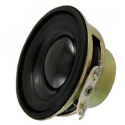 Small Speaker 4ohm 3W model SPKR3W40