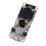 "ESP32-CAMESP32 Dual-Core WIFI OV2640 Camera Module for Arduino with 0.96 ""OLED SSD1306 12C BME280 Sensor Module CP2104"