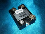Solid State relay 45A24-280VAC - input 90-280VAC Crouzet G24OA45