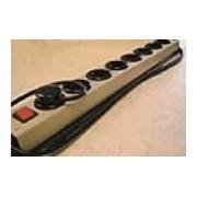Stopcontact 12 voudig - Heavy - Stopcontact 12 voudig - Heavy Duty -