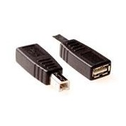 USB Adapter USB A Female - USB B Male