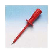 PRUEF 2600 red needle - point probe for 4mm banana Hirschmann