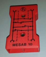 MESAB 10 Select block - Hirschmann