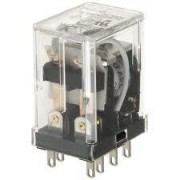 V23100-V7212-F104 12VDC 2xom - HC2-H-DC12 socket or wired, 5A 2 x change over. 10 + 8.70 each