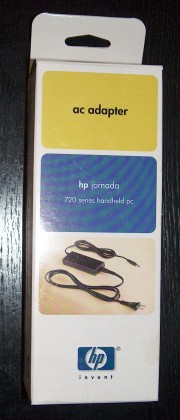 HP Jornada 680/720 Power suppl - HP Jornada 680/720 Power supply adapter AC adapter F1279A original, new