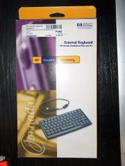 HP Jornada external keyboard - External Keyboard HP Jornada Handheld & Palm-size PC HP F1275A
