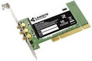 LiksysWireless-N PCI - adapter WMP300N