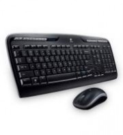 Logitech Wireless Combo MK320 - keyboard and mouse