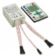 LED Rope Controller RGB - In/Output 12VDC Output current 18A
