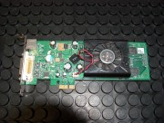 HP GeForce 8400GS (PCI-E) - Low Profile, REMARKETED. 90 days warranty.