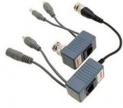 CCTV Balun Audio-Video over