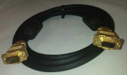 VGA Cable Ultra High Perf. - 15p male / female 3m