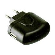 USB Charger 220V USB 0.5A - + LED