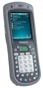 Casio - DT- X7M10R - Win CE 5.0, 64 MB, TFT, Laserscanner, Bluetooth, W-LAN 802.11b/g  Incl. cradle, incl. battery demo 90 days