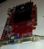 HDMI/DVI/VGA Card 1GB - PCI 2.0 REMARKETED. 90 days warranty.