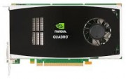 NVIDIA Quadro FX1800 Graphic - Card 2 x display port / 1 x DVI REMARKETED. 90 days warranty.