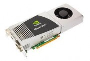 NVIDIA Quadro FX5800 Prof. 3D - Graphics Port, 2 x DVI / 1 x display port REMARKETED. 90 days warranty.