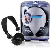 Compact hifi hoofdtelefoon 1,1 - Compacte en hoogwaardige hifi hoofdtelefoon met 30 mm neodymium luidsprekers voor een krachtig