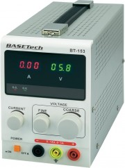 Lab power supply - adjustable 0 -15V/DC 0 -3A