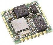 iNEMI-M1 Accelerometer & Gyros - 9-AXIS motion sensing, Max of 72 Mhz CAN, 12C SPI, USART. Product information: It integrates