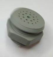 Solid State Buzzer SCI 535 A1 - multifunction 5-35V continue 2500Hz or pulserate 5Hz / 77dB 12V