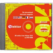 DVD Elektor 2014 - All articles from Volume 2014 on DVD