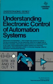 Understanding Electronic Contr - Understanding Electronic Control Of Automation Systems Author: Neil M. Schmitt, & Robert F.