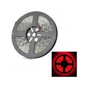 5050 Waterproof 72W 3000lm 300 - 5050 Waterproof 72W 3000lm 300-5050 SMD LED Red Light Strip (5m / DC 12V) Application places: