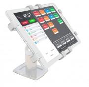 "Tablet Anti-Theeft Grip POS XL - Tablet Anti-Theeft Grip Pos Xl White - 150 Degree Swivel 10.5"" - 13"" 25-185.00 / 200-175.00"