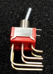 Alco DP switch ON - ON - print at right angle,