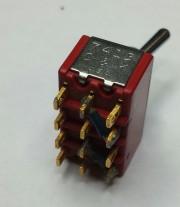 C&K 7413 Onn-Onn-Mom. - DP soldering standard actuator S used - 5.90