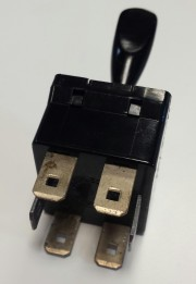 Toggle switch 10A 250VAC - 2p on-on Arcolectric C1860G