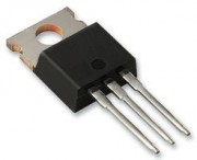 IRF 840 N-Mosfet 500V 8A 125W - TO220 /10 - 1.66/ 100 - 0.99