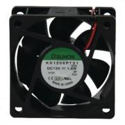 Fan 60x60x25mm 12VDC 1.8W - Sunon  10-4.66 / 100 - 3.96