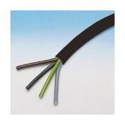 220V Cable 4x1.0 black round per% 98.00