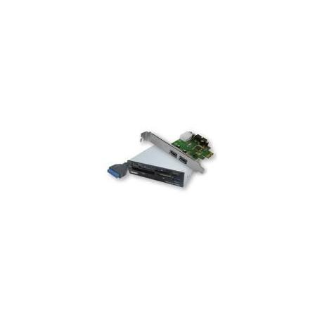 USB3.0 PCI Card+USB3.0 CardR