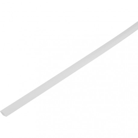 Shrink tube 2:1 4.5/2mm - white 1m