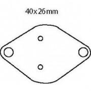 2N 3055 SI-N 100V 15A 115W - TO3 transistor 800 kHz - 10-1.49 /100-0.99