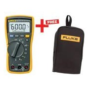 Fluke 115 Multimeter Digital - TRMS AC 600VAC / CAT III
