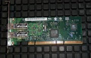 Dual Port PCI-X 1000T - Gigabit Server Adapter,  REMARKETED. 30 days warranty.