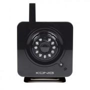 Uitgebreide IP camera voor bin - Waak over uw eigendommen met deze Plug & Play IP-camera, Gemakkelijk en eenvoudig te
