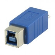 USB 3.0 USB Micro B mannelijk - Deze adapter kunt u gebruiken om een USB 3,0 B male verbinding te veranderen naar een USB 3,0