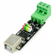 USB 2 to RS 485 Module Black